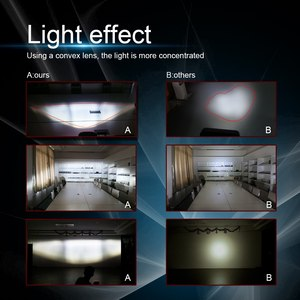Image 4 - 1 pcs 30 w 6000 k 레드 라운드 작업 빛 스포트 스포트 라이트 오프로드 트럭 트랙터 suv 운전 램프 4000lm 플럭스 레드 라운드 작업 빛