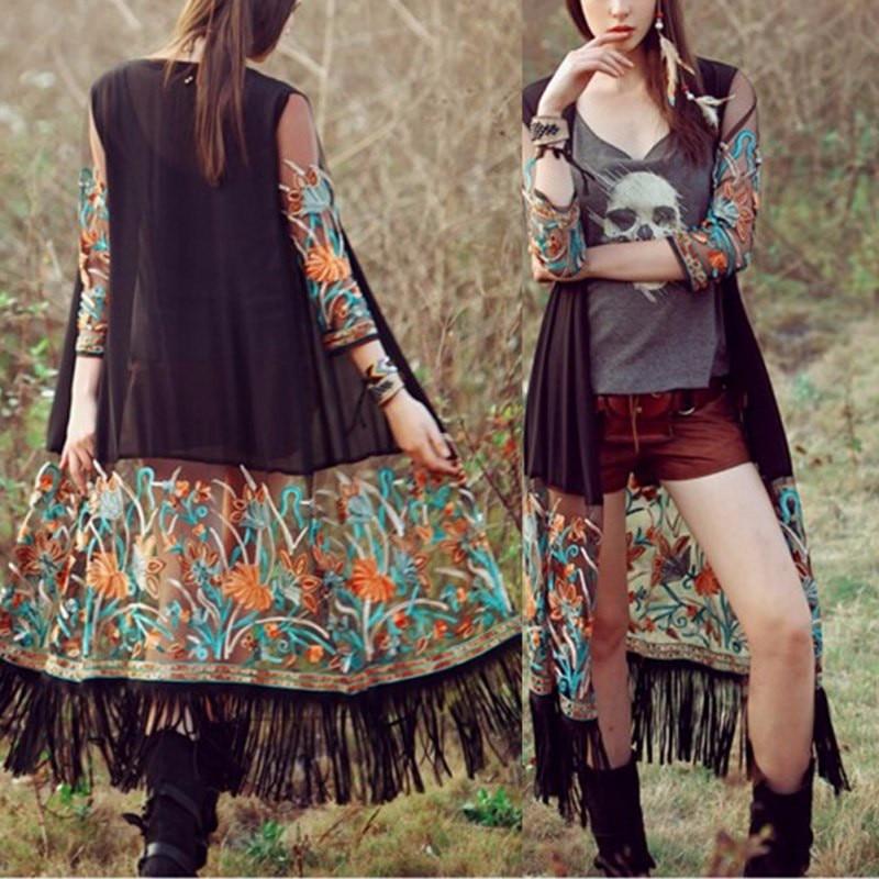 HTB178xqJFXXXXbwXFXXq6xXFXXXF - Summer Autunm Women Vintage Boho Floral Tassel Long Cardigan