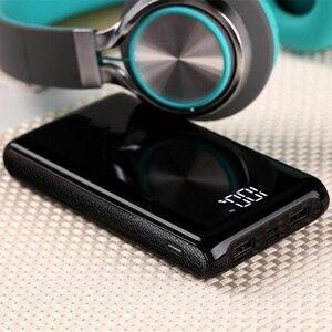 Image 5 - Rovtop portátil 5v 6x18650 caixa de bateria de banco de potência caso escudo diy tipo c micro usb carregador de telefone móvel caixa z2