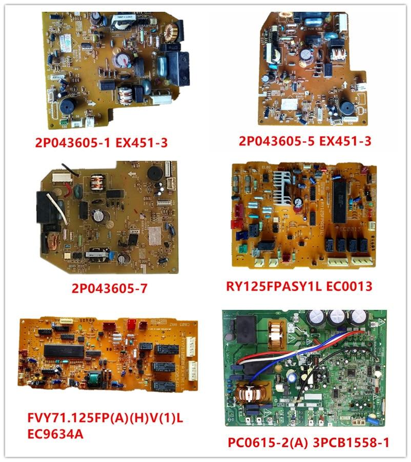 2P043605-1 EX451-3  2P043605-3  2P043605-7  RY125FPASY1L EC0013  FVY71.125FP(A)(H)V(1)L EC9634A  PC0615-2(A) 3PCB1558-1 Good Wor2P043605-1 EX451-3  2P043605-3  2P043605-7  RY125FPASY1L EC0013  FVY71.125FP(A)(H)V(1)L EC9634A  PC0615-2(A) 3PCB1558-1 Good Wor