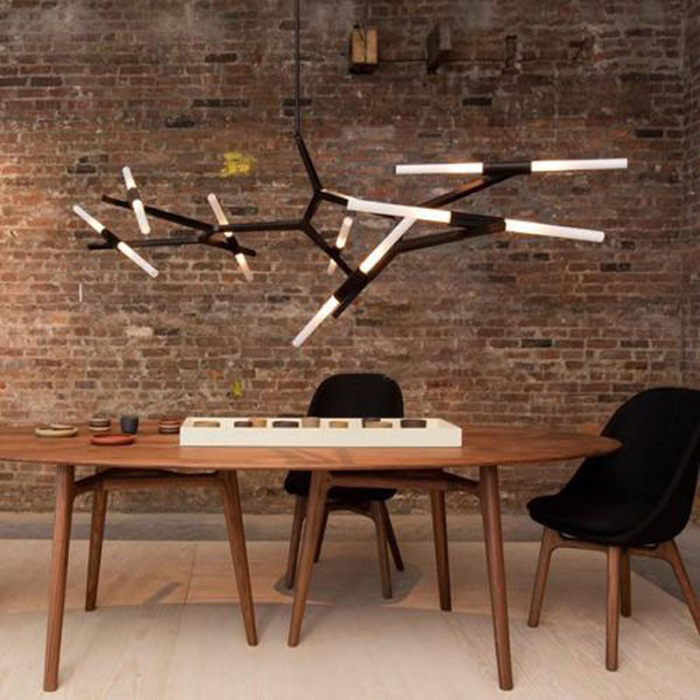 Modern Creative Arts Hill Agnes Pendant Lamps Light Famous Italian Lamp Design Personality Living Room Restaurant Lights