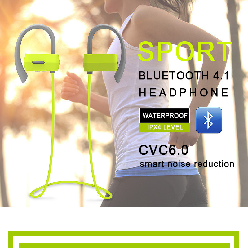 Sport Bluetooth Headset Earphone Headphone (1)