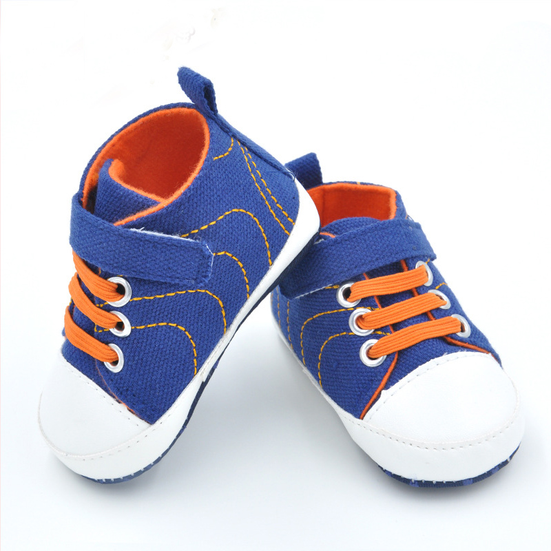1 Pair Carters Infant Jordan Shoes Newborn Canvas Baby ...