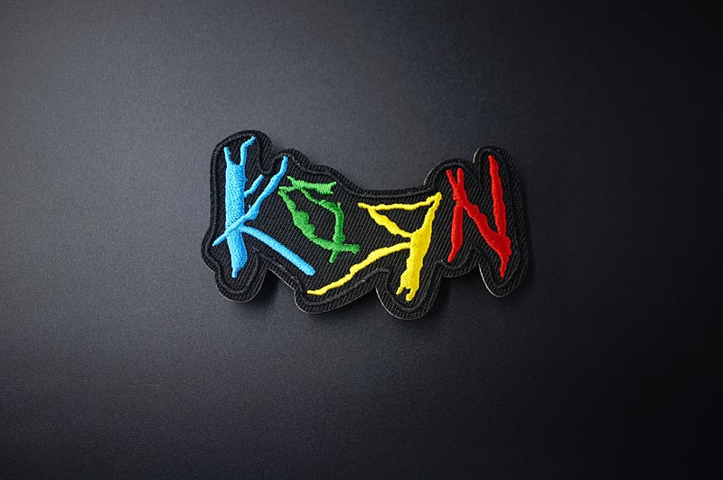 Music Patch Badges Embroidered Applique Sewing Iron On Badge Clothes Garment Apparel Accessories