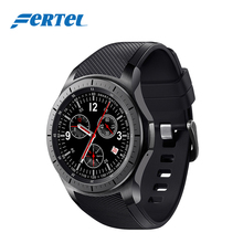 DM368 Android 5 1 Smart Watch Quad Core AMOLED WristWatch 3G Bluetooth WIFI GPS passometer wristband