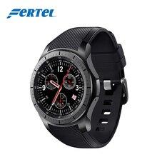 DM368 Android 5 1 font b Smart b font Watch Quad Core AMOLED WristWatch 3G Bluetooth