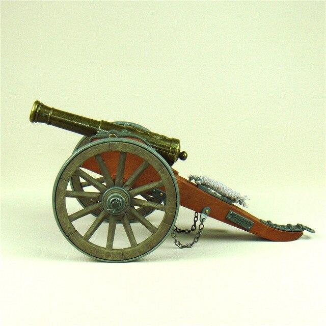 Antique Napoleon Iron Artillery Gun Replica Model Handmade