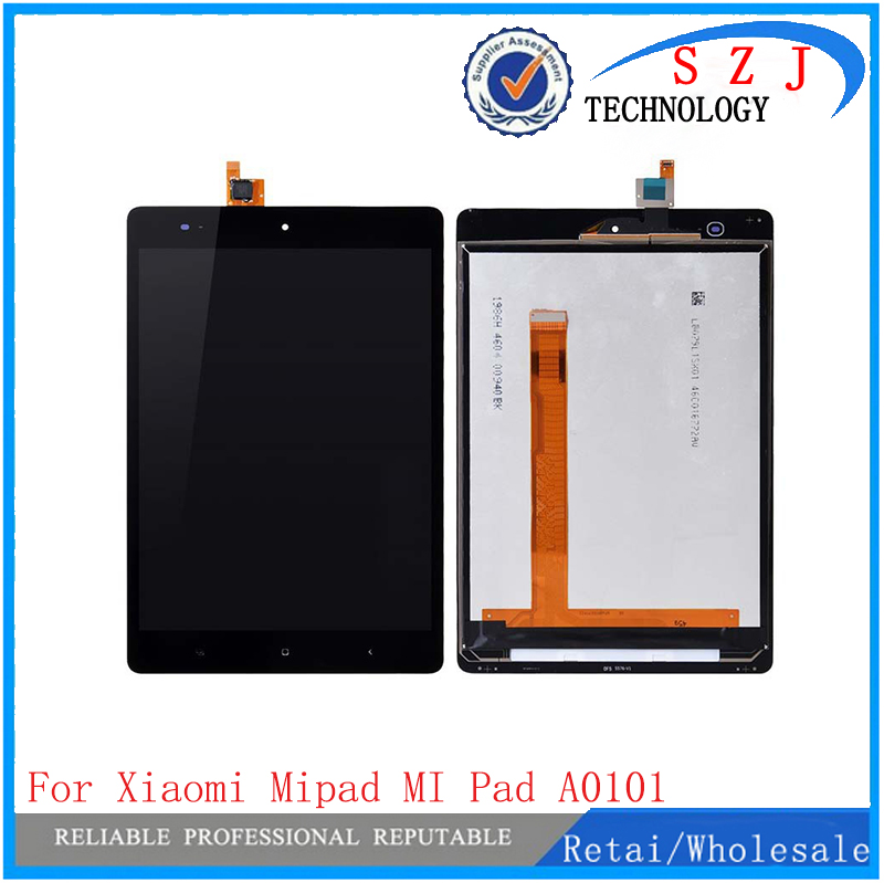 New 7.9 inch case For Xiaomi Mipad MI Pad A0101 LCD display +TOUCH Screen digitizer MIUI Tablet PC Free Shipping new black 7 9 inch panel for xiaomi mipad 1 mi 1 lcd display touch screen digitizer full assembly tablet pc replacement parts