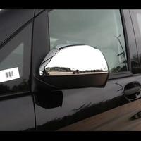 Rétroviseur de porte latérale de voiture | ABS chromé  protection du cadre  garniture du cadre pour Mercedes Benz Vito 2017 style de voiture  livraison gratuite