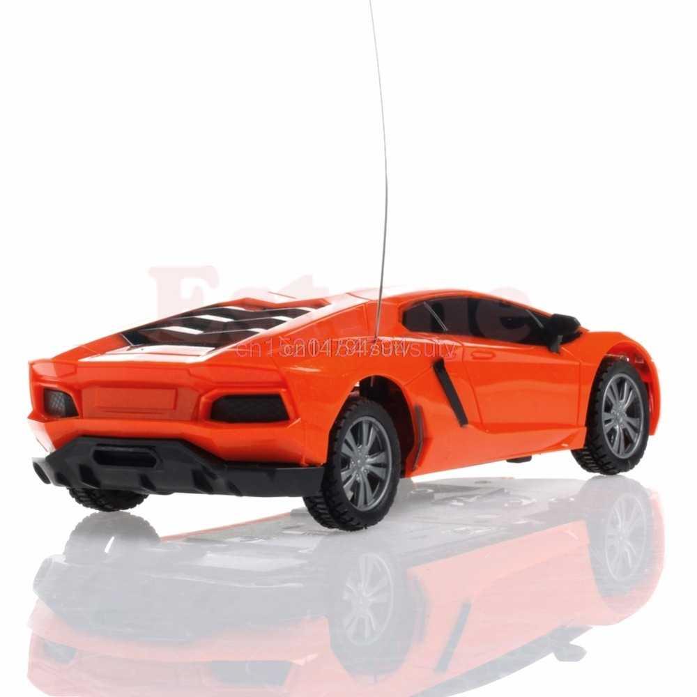 1/24 ドリフトスピードラジオリモートコントロール RC RTR レーシングカートラック子供のおもちゃクリスマスギフト # H055 #