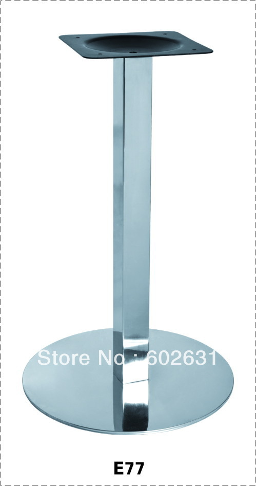 Cocktail/Coffee/bar Table Base,good For Indoor And Outdoor,kd Packing 1pc/carton,fast Delivery