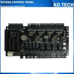 Tcp Netwerk C3-400 Intelligente vierdeurs eenrichtingsverkeer Deur Bedieningspaneel voor Vier Deur Controle Ondersteuning Engels software