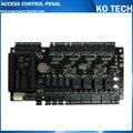 Tcp/ip de Red C3-400 Inteligente de Cuatro puertas unidireccional Puerta de Control de Acceso de Cuatro Puertas de Control de Apoyo Inglés software