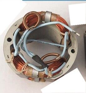 Image 1 - 220 V 230 V גלגל מכון ASSY להחליף עבור Hitachi 340259E 340259K H65SD H65SC H65SD2 H65SB2 H 65SC שדה גלגל מכון