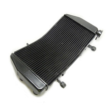 848EVO Radiator For Ducati 848 EVO 1098 1098S R 1198 1198S 1198R Aluminum Radiator Cooler Cooling Kit Accessories 2007-2012