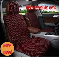 Summer car wooden bead cushion and comfortable wood beads four seasons health cushion durable safe and reliable