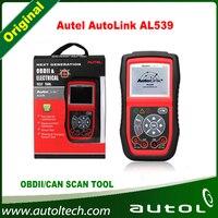 Autel AutoLink AL539 OBDII e ferramenta de teste elétrico Original de 539 de nova geração OBD II e ferramenta de teste elétrico
