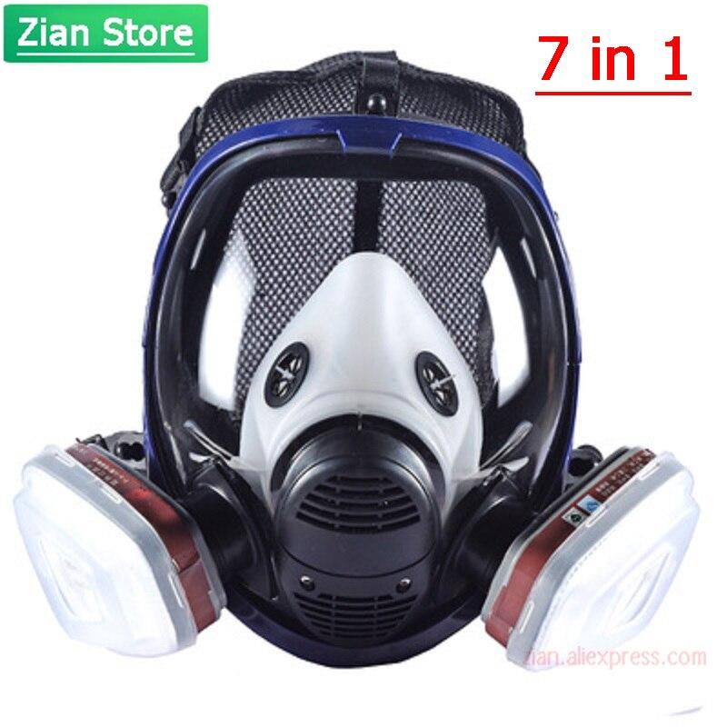 maschera ffp2 acetone
