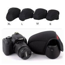 2018 Hot Hot Sell DSLR Camera Bag Inner Soft Case for Nikon