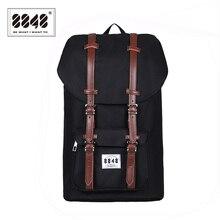 Мужской водонепроницаемый рюкзак из ткани «Оксфорд», с отделением для ноутбука 8848 л