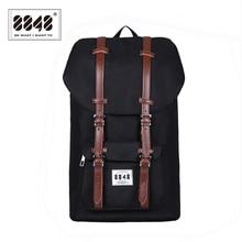 8848 Brand Backpack Men Backpack Travel Backpack Waterproof Oxford Soft Back Mal