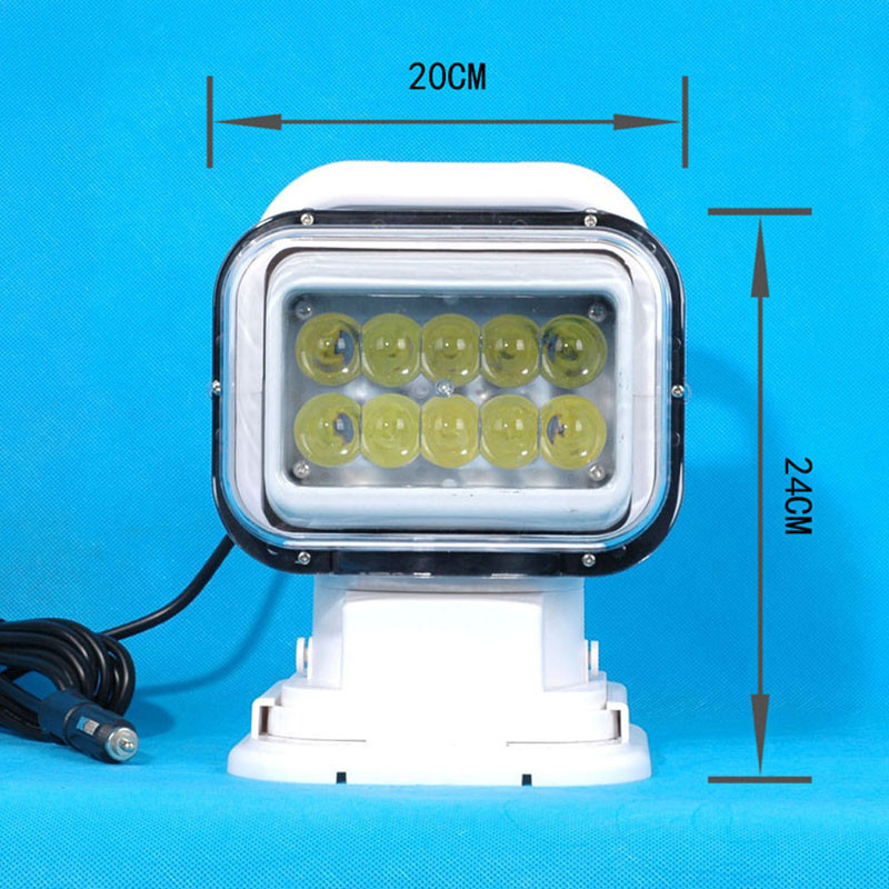 LED Searching light 7inch 50w (2)