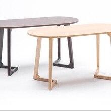 Столы для кафе мебель дуб Твердые деревянный журнальный стол чай стол basse обеденный Меса де centro salontafel распродажа 120*57*60 см