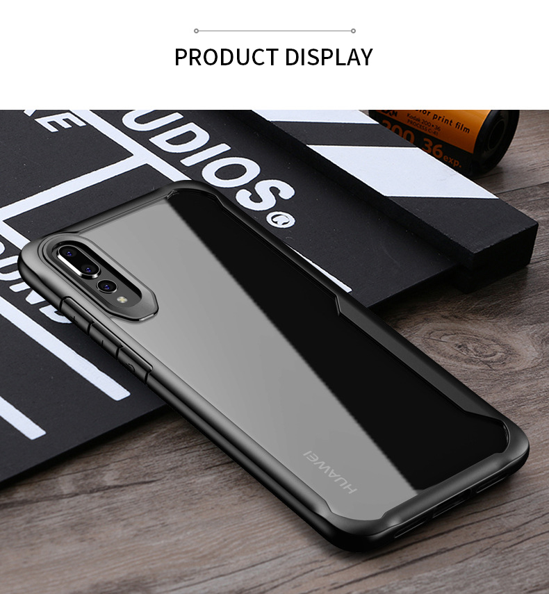 LUPHIE Shockproof Case For Huawei P20 Pro P20 Lite Mate 10 Pro Cover (8)