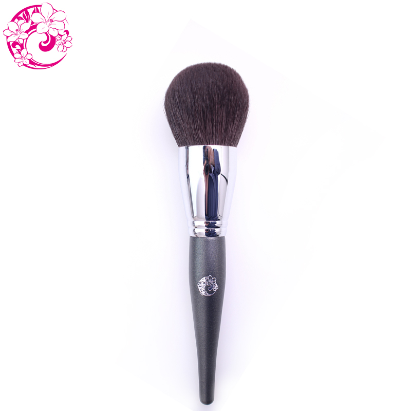 ENERGY Brand Goat Hair Large Round Buffing Powder Brush Make Up Makeup Brushes Pinceaux Maquillage Brochas Maquillaje M203