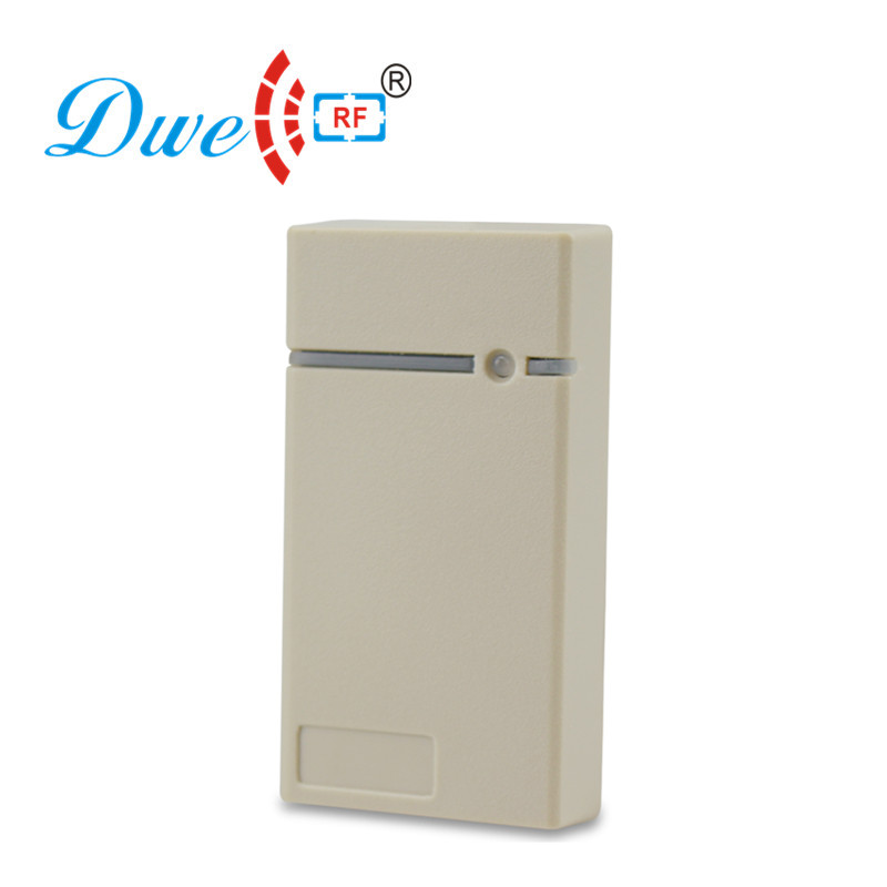 DWE CC RF Free shipping white color 125khz rfid reader rs232 interface holy land holy land активный крем alpha complex active cream 110065 70 мл