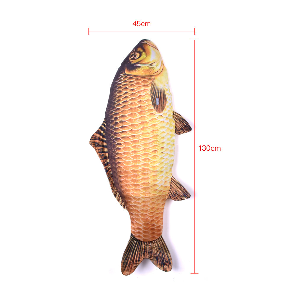 Apparition de poissons (130 cm) tours de Magie incroyable scène Magia poissons apparaissent de sac Magie mentalisme accessoires Gimmick poissons magiques 2018 FISM