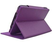 Incorporado soporte de la PU leather case funda para el nuevo bolsillo 614 / 624 / 626 / + screen protector + stylus pen
