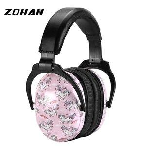 Image 2 - ZOHAN Kinder Ohr Schutz Sicherheit Gehörschutz Lärm Reduktion Ohr Schutz Verteidiger Hören Protektoren für Kleinkinder Kinder