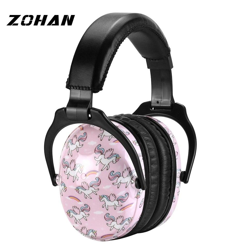 Защита ушей ZOHAN для детей, защита ушей, шумоподавление, защитные средства защиты органов слуха для детей ясельного возраста-1