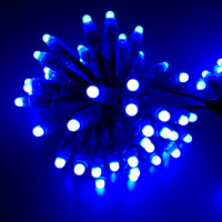 1000pcs WS2811 12mm RGB Led Module String Waterproof DC5V Digital Full Color LED Pixel Light