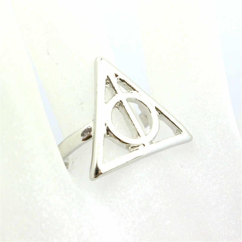 Hp Гермиона конвертер времени Deathly Hallows магические серьги кольца браслет ювелирные изделия Фигурки игрушки для косплея