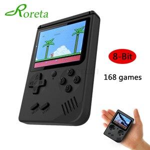Roreta Video Game Console 8 Bi