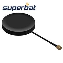 Superbat 4G LTE магнитное крепление всенаправленная SMA Антенна для MegaFon 4G LTE роутер усилитель сигнала сотового телефона