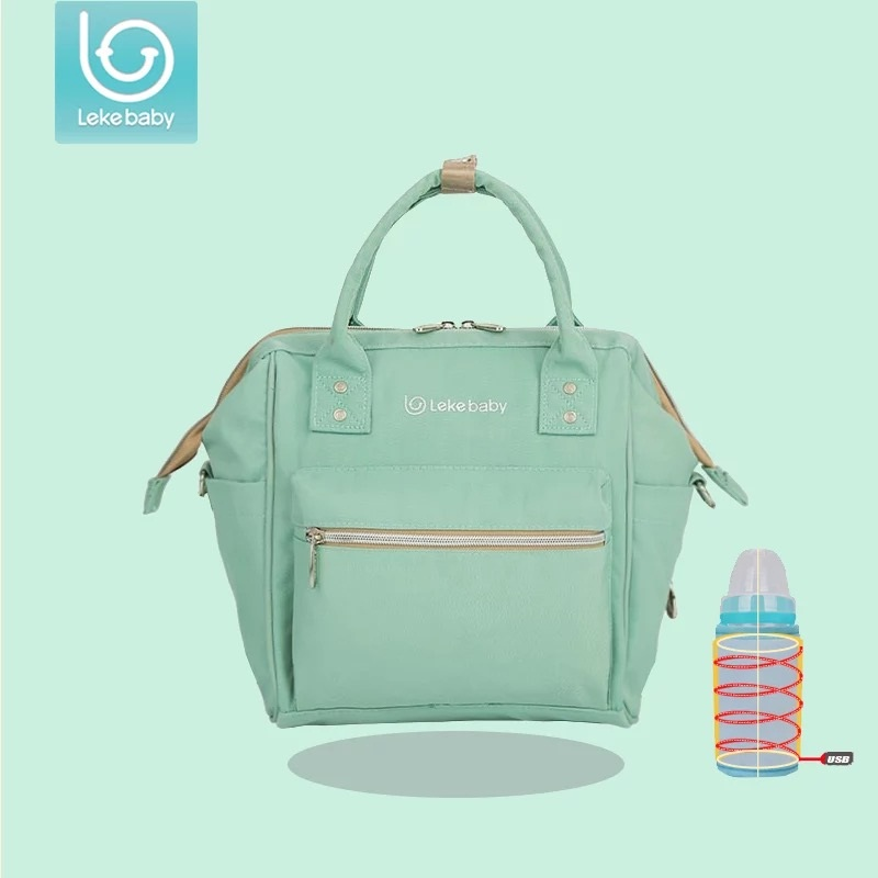 Lekebaby Luiertas Baby Diaper bag Backpack Nappy Bags For Mom Backpack Mummy Maternity Bag organizer bolsa maternidade 3 Size