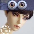 1 Пара Розничная DIY Куклы Аксессуары Куклы Глаза Высокое Качество BJD Глаза 12 ММ 16 ММ