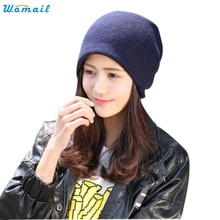 Trendy Style New Good Quality Fashion Winter Warm Unisex Beanie Cap Male And Female Hip Hop Dance Hat Month of cap Gift 1PC