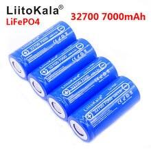 2021 Новый Lii-70A умное устройство для зарядки никель-металлогидридных аккумуляторов от компании LiitoKala 3,2 В 32700 6500 мАч 7000 Батарея LiFePO4 35A 55A высоко...