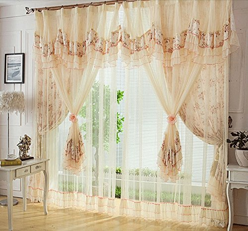 American Country Style Vintage Floral Bedroom Curtains  Modern Girls Living  Room Window Curtains  Luxury. Popular Country Bedroom Curtains Buy Cheap Country Bedroom
