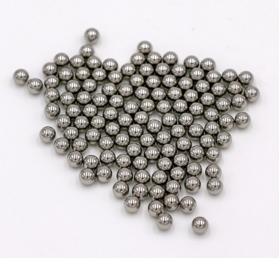 4mm 50PCS AISI 304 G100 Stainless Steel Balls For Ball Bearing