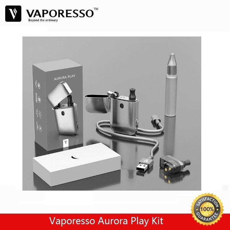 In Stock! Vaporesso Aurora Play Lighter Pod Kit 2ml Vape Tank with 650mAh  Built-in Battery Vaporizer E-Cigarette Kits