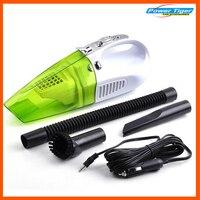 High Power Handheld Car Vacuum Cleaner 100W 12V Wet And Dry Dual Function Car Vacuum Cleaner