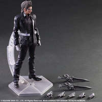 Play Arts PA Final Fantasy Ignis Scientia Action Figure Toy Doll 10 25cm