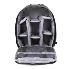 Многофункциональный рюкзак для камеры, сумка для цифровой зеркальной фотокамеры, водонепроницаемая сумка для фото камеры, чехол для Nikon, Canon, sony, сумка для фото
