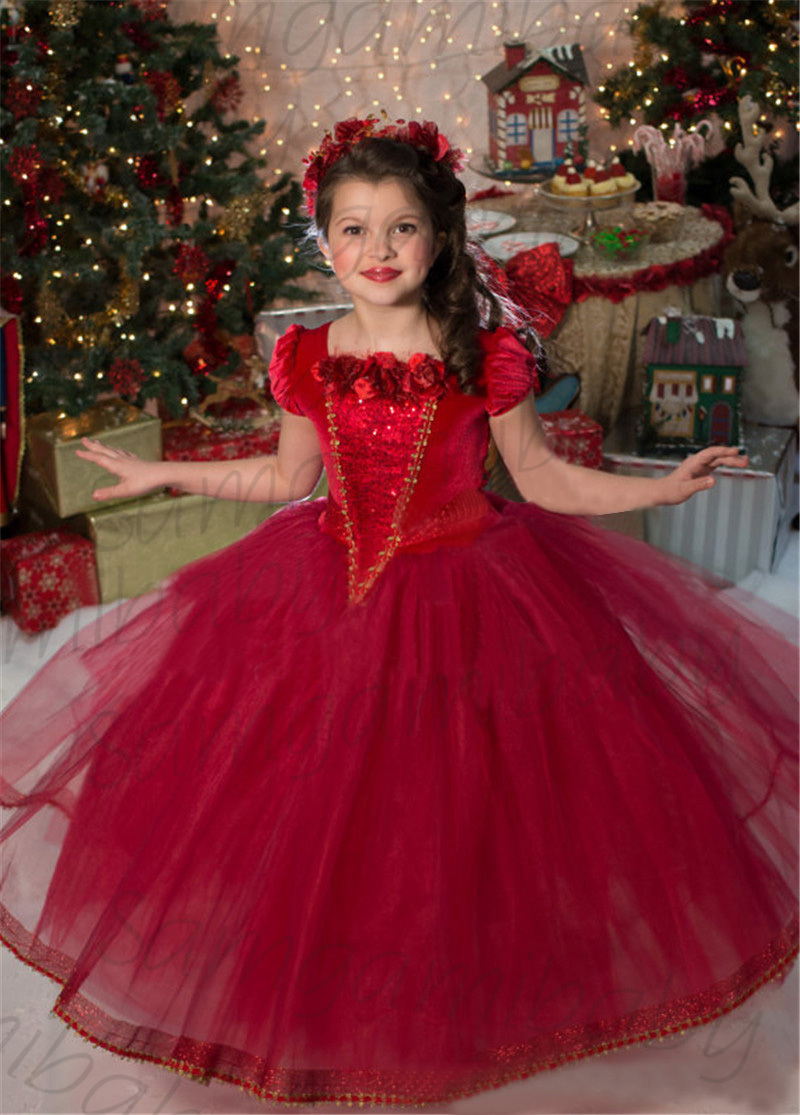 Aliexpress.com : Buy Retail 2017 New Years Dress For Girls Toddler ...