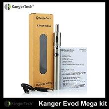 มาใหม่บุหรี่อิเล็กทรอนิกส์Kanger Evodล้านStarter Kitกับ1900มิลลิแอมป์ชั่วโมงแบตเตอรี่และ2.5มิลลิลิตรClearomizer